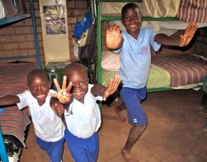 Joy, Uganda style.